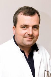 Portraitfoto von Prof. Dr. Ziemssen, Neurologe und Leiter vom MS-Zentrum Dresden