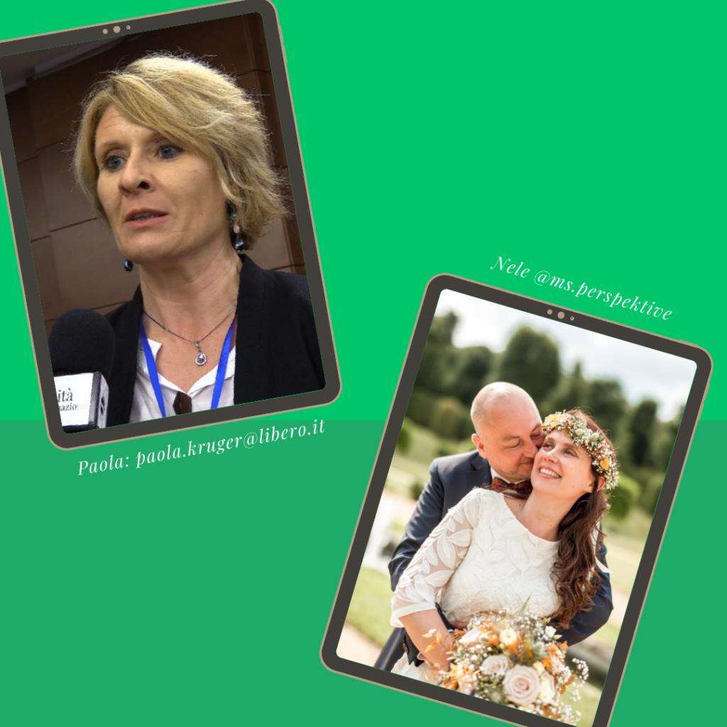 Fotos von Paola Kruger und Nele Handwerker zum Welt-MS-Tag 2021