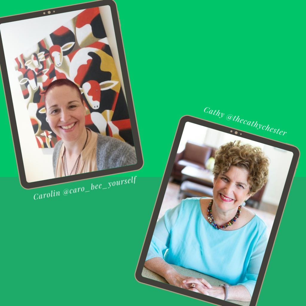 Fotos von Carolin Flechner und Cathy Chester zum Welt-MS-Tag 2021