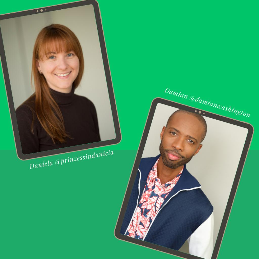 Fotos von Daniela Adomeit und Damian Washington zum Welt-MS-Tag 2021