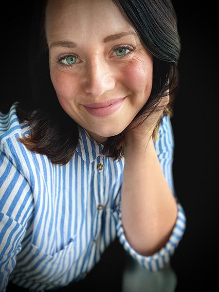 Porträtfoto von Franziska Weise - Expertin für den neurogenen Darm