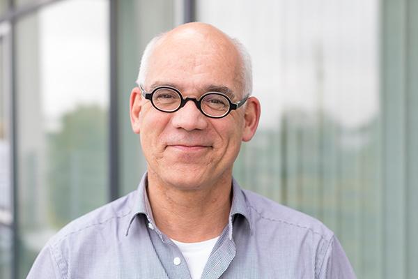 Portraitfoto von Prof. Christoph Heesen