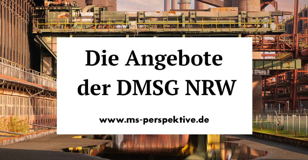 Cover zu Angebote der DMSG NRW, Photo by Peter Heinsius on Unsplash