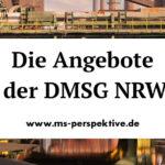 Interview mit Dr. Sabine Schipper zu den Angeboten der DMSG NRW